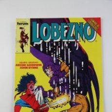 Cómics: CÓMIC LOBEZNO - VOLUMEN 1 NÚMERO 20 - MILAGROS - COMICS FORUM AÑO 1991. Lote 107490195