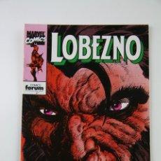 Cómics: CÓMIC LOBEZNO - VOLUMEN 1 NÚMERO 21 - CAMPO DE BATALLA - COMICS FORUM AÑO 1991. Lote 107490215