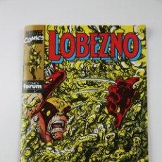 Cómics: CÓMIC LOBEZNO - VOLUMEN 1 NÚMERO 22 - ¡ ERUPCIÓN ! - COMICS FORUM AÑO 1991. Lote 107490240