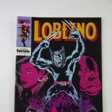 Cómics: CÓMIC LOBEZNO - VOLUMEN 1 NÚMERO 31 - TERRENO DE CAZA - COMICS FORUM AÑO 1991. Lote 107490542
