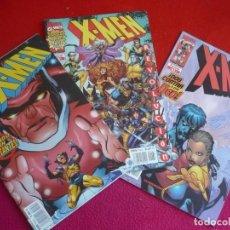 Cómics: X MEN VOL. 2 NºS 59, 60 Y 61 ( ALAN DAVIS CLAREMONT YU ) ¡BUEN ESTADO! MARVEL FORUM 2001 . Lote 107664983