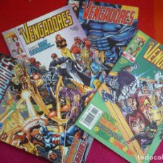 Cómics: LOS VENGADORES VOL. 3 NºS 12, 13, 14 Y 15 ( BUSIEK GEORGE PEREZ ) ¡BUEN ESTADO! MARVEL FORUM 1999. Lote 107665099