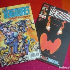 Cómics: LOS VENGADORES VOL. 3 17 Y 19 ( JERRY ORDWAY BUSIEK ) ¡BUEN ESTADO! MARVEL FORUM 2000. Lote 107665187