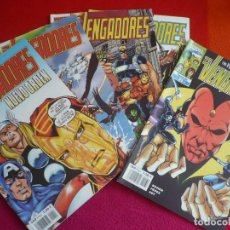 Cómics: LOS VENGADORES VOL. 3 27, 28, 29, 30 Y 31 ( BUSIEK GEORGE PEREZ ) ¡BUEN ESTADO! MARVEL FORUM 2000. Lote 107665363