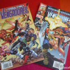Cómics: LOS VENGADORES VOL. 3 NºS 33 Y 35 ( BUSIEK GEORGE PEREZ ) ¡BUEN ESTADO! MARVEL FORUM. Lote 107665423