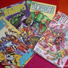Cómics: LOS VENGADORES VOL. 3 NºS 38, 39, 40 Y 41 ( BUSIEK ALAN DAVIS ) ¡BUEN ESTADO! MARVEL FORUM. Lote 107665503