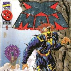 Cómics: X-MAN VOL 1 Y 2 COMPLETOS 4 + 49 NUMEROS. Lote 107711623
