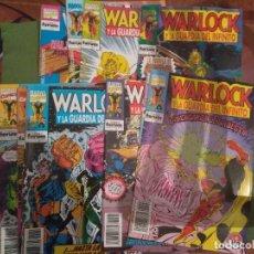 Cómics: WARLOCK 1 AL 14,16 Y 17 GUARDIA DEL INFINITO FORUM CASI COMPLETA. Lote 107797923