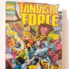Cómics: FANTASTIC FORCE. FORUM. COLECCIÓN COMPLETA 6 NÚMEROS. 1995. Lote 107803215