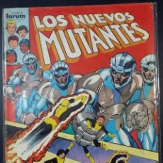 Fumetti: LOS NUEVOS MUTANTES_Nº 2_CENTINELAS_FORUM . Lote 107917715