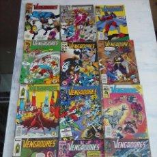 Cómics: LOS VENGADORES FORUM 1983 - 88 NºS - MUY BUEN ESTADO, VER PORTADAS. Lote 108017155