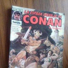 Cómics: LA ESPADA SALVAJE DE CONAN 98. GRAPA. BUEN ESTADO. FORUM.. Lote 108318199