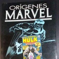 Comics: ORIGENES MARVEL Nº 5_THE INCREDIBLE HULK. Lote 108391899