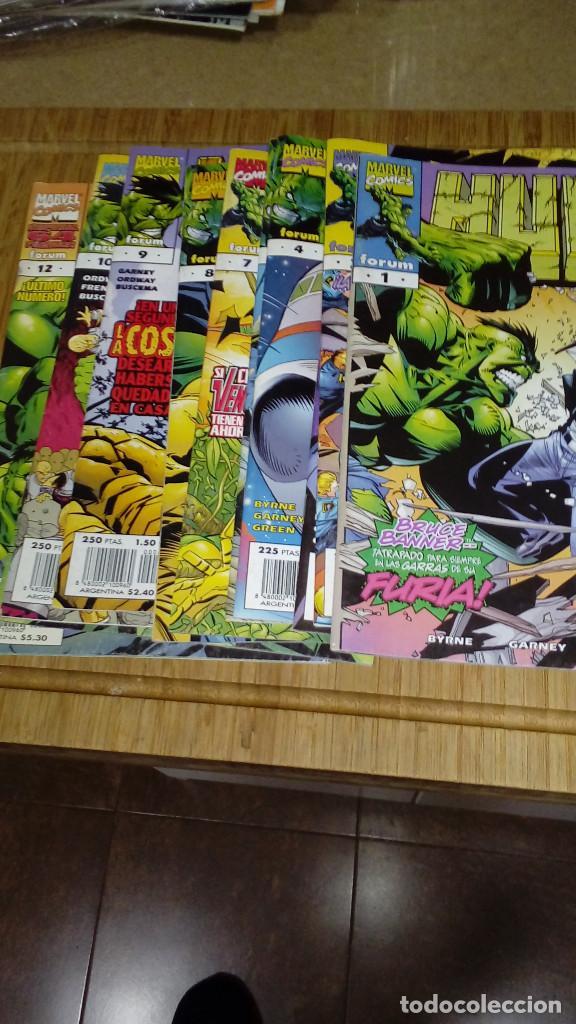 HULK VOL,IV COMPLETA 11 NÚMEROS A FALTA DEL Nº 5 (Tebeos y Comics - Forum - Hulk)