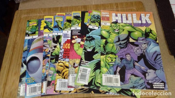 Cómics: Hulk Vol,IV Completa 11 números a falta del Nº 5 - Foto 2 - 108395823