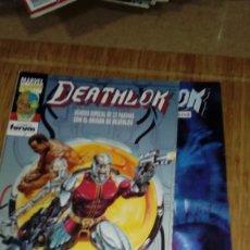 Cómics: DEATHLOCK Nº 1-3 Y 8.. Lote 108398995