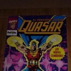 Cómics: QUASAR Nº1. Lote 108401051