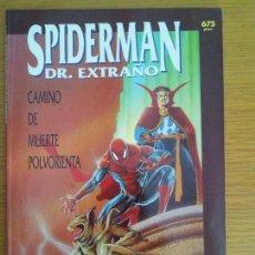 Cómics: SPIDERMAN DR EXTRAÑO CAMINO DE MUERTE POLVORIENTA FORUM PRESTIGIO. Lote 67890353