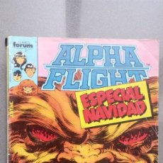 Cómics: ALPHA FLIGHT, Nº 9, COMICS FORUM, AÑO 1985, ESPECIAL NAVIDAD. Lote 108429967