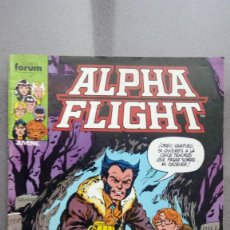 Cómics: ALPHA FLIGHT, Nº 10, COMICS FORUM, AÑO 1985. Lote 108430023