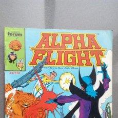 Cómics - ALPHA FLIGHT, Nº 16, COMICS FORUM, AÑO 1985 - 108431435