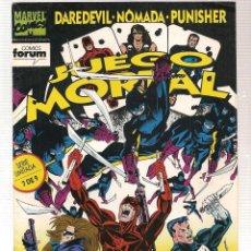 Comics: JUEGO MORTAL. Nº 7 (DE 9)FORUM (C/A7). Lote 108438691