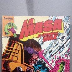 Comics: LA MASA, EL INCREIBLE HULK, Nº 27, COMICS FORUM. Lote 108449499