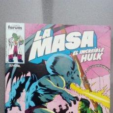 Comics: LA MASA, EL INCREIBLE HULK, Nº 29, COMICS FORUM. Lote 108449643