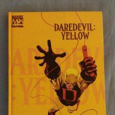 Cómics: DAREDEVIL YELLOW MARVEL FORUM IMPECABLE ESTADO. Lote 108586547