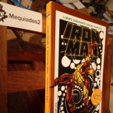 Cómics: IRON MAN (GRANDES SAGAS MARVEL). Lote 108728611