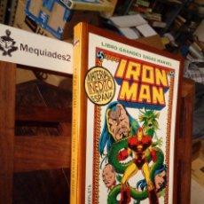 Cómics: IRON MAN (GRANDES SAGAS MARVEL). Lote 108729067