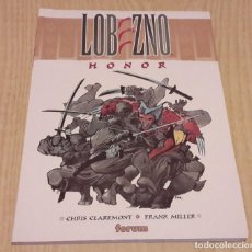 Cómics: LOBEZNO HONOR.CHRIS CLAREMONT Y FRANK MILLER.. Lote 108759331