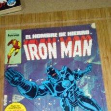 Cómics: IRON MAN Nº 10. Lote 108811479