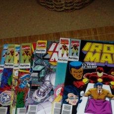 Cómics: IRON MAN LOTE DE 9 NÚMEROS 2ª ETAPA. Lote 108811983