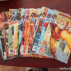 Cómics: EL INVENCIBLE IRON MAN - VOLUMEN 4 - COMPLETA - NUMEROS 1 A 25 - HEROES RETURN - FORUM (8J). Lote 108818667