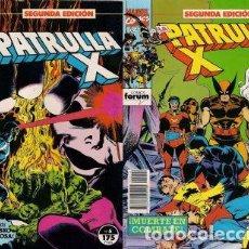 Cómics: PATRULLA X, VOL I FORUM, 2ª EDICION CASI COMPLETA (40 NUMEROS). Lote 108856847