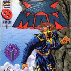Cómics: X MAN 1 AL 49 COMPLETA; EXCALIBUR 9; VENGADORES 13. Lote 108859995