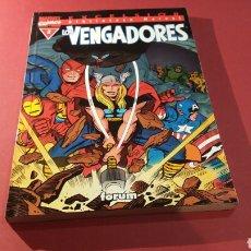 Cómics: LOS VENGADORES 2 EXCELENTE ESTADO BIBLIOTECA MARVEL EXCELSIOR FORUM. Lote 108877195