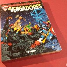 Cómics: LOS VENGADORES 26 EXCELENTE ESTADO BIBLIOTECA MARVEL EXCELSIOR FORUM. Lote 108877518