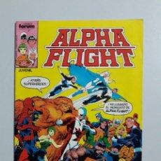 Cómics: COMICS SUPER HEROES. ALPHA FLIGHT Nº 1. Lote 108916615