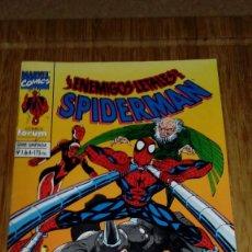 Comics: SPIDERMAN LOS ENEMIGOS LETALES DE SPIDERMAN Nº 1 FORUM. Lote 108917475