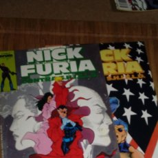 Cómics: NICK FURIA CONTRA SHIELD Nº 7 Y 9.. Lote 108922827