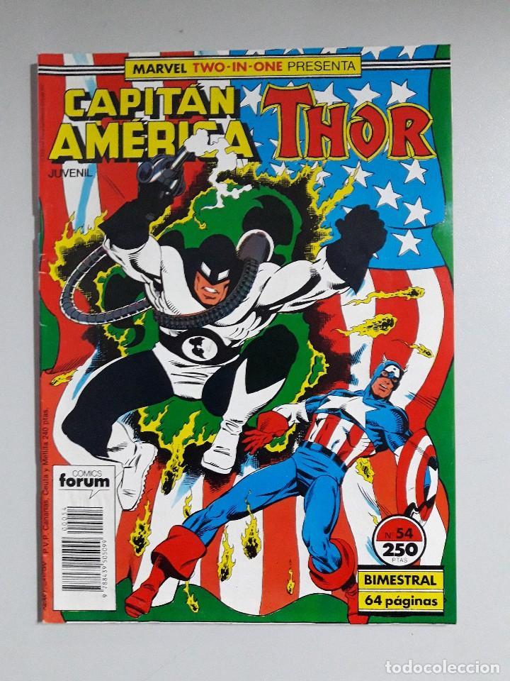 COMICS SUPER HEROES (Tebeos y Comics - Forum - Capitán América)