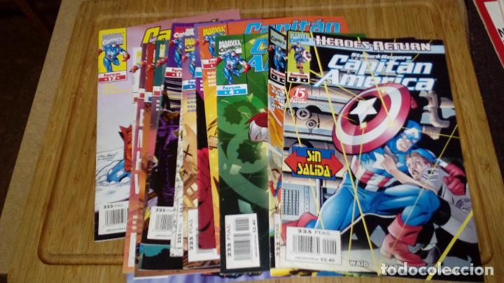 CAPITÁN AMÉRICA VOL IV LOTE Nº 2-3-4-5-6-7-8-9-10-11-12-13-14-15-16-17 (Tebeos y Comics - Forum - Capitán América)