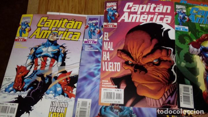 Cómics: Capitán América Vol IV Lote Nº 2-3-4-5-6-7-8-9-10-11-12-13-14-15-16-17 - Foto 3 - 108925155