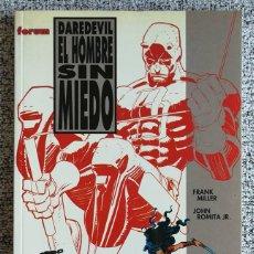 Cómics: COLECCIÓN ONE-SHOT - DAREDEVIL EL HOMBRE SIN MIEDO - FRANK MILLER - 160 PÁGS. - FORUM - SNZBCN. Lote 108935455
