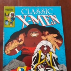 Cómics: CLASSIC X-MEN N° 10 ( FORUM). Lote 109006595