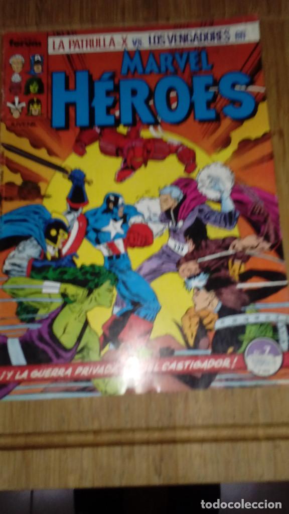 MARVEL HEROES Nº 7 (Tebeos y Comics - Forum - Otros Forum)