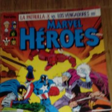 Marvel Heroes Nº 7