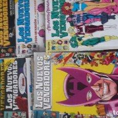 Cómics: LOTE 38 LOS NUEVOS VENGADORES. Lote 109107471